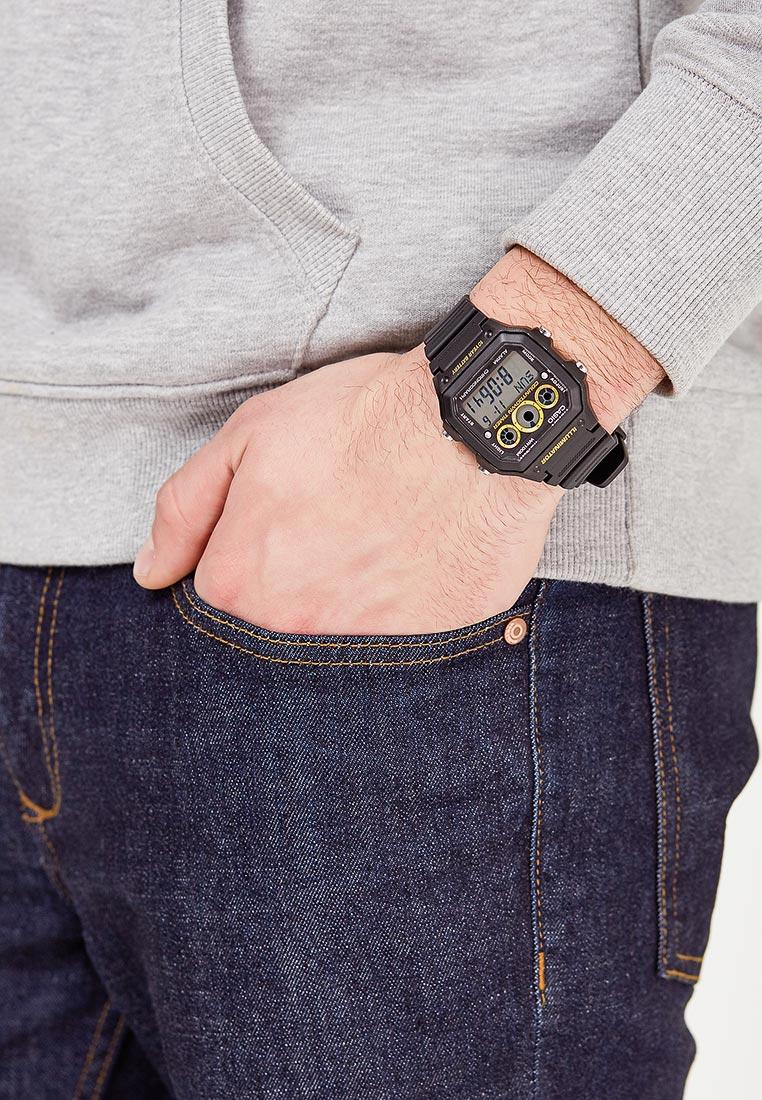 Часы Casio AE-1300WH-1A: изображение 5