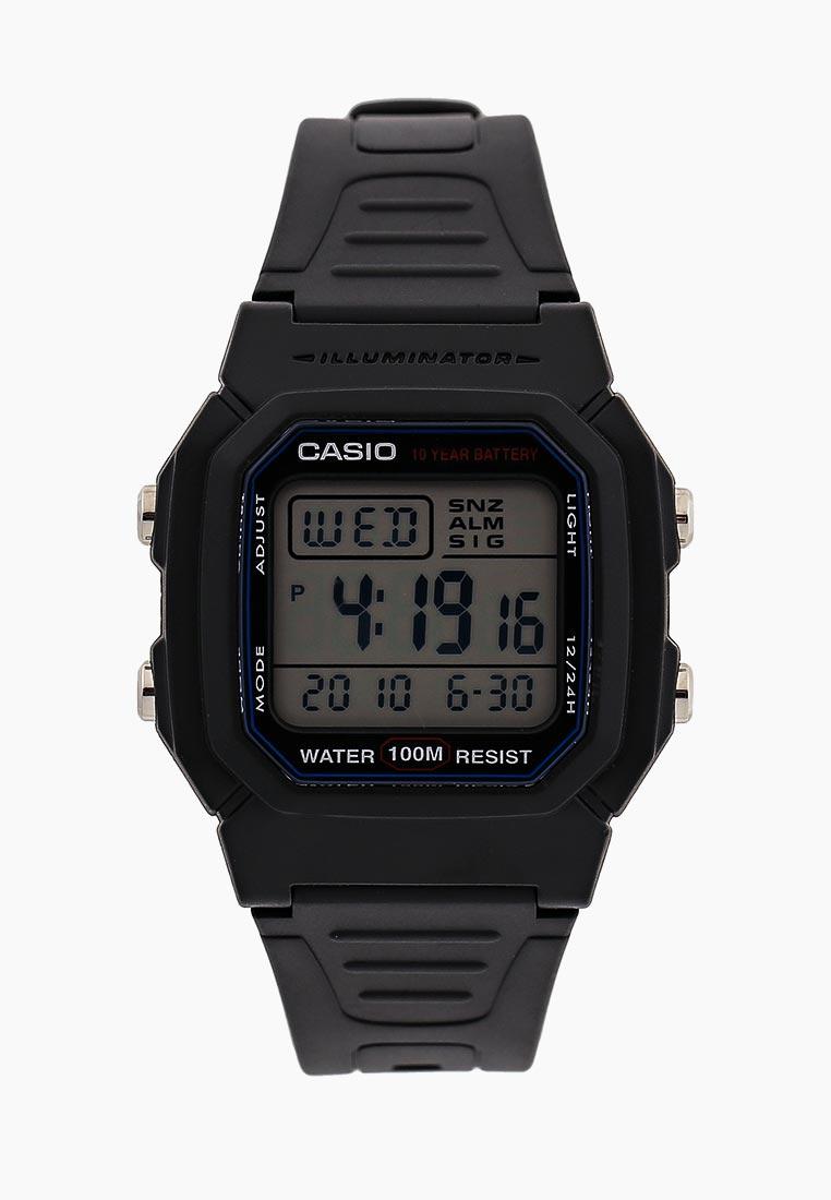 Часы Casio W-800H-1A
