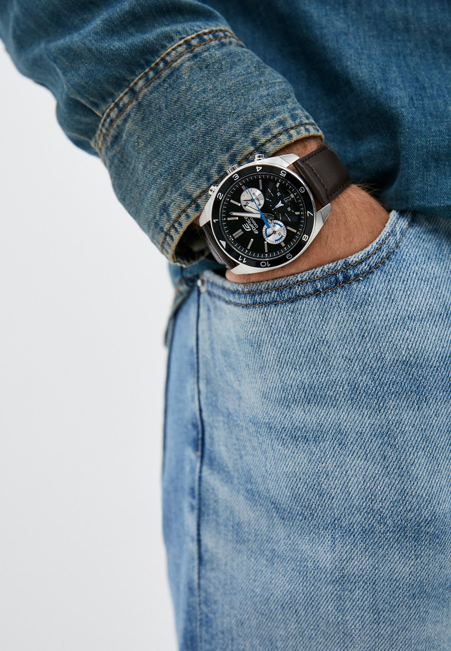 Мужские часы Casio EFV-590L-1AVUEF: изображение 1