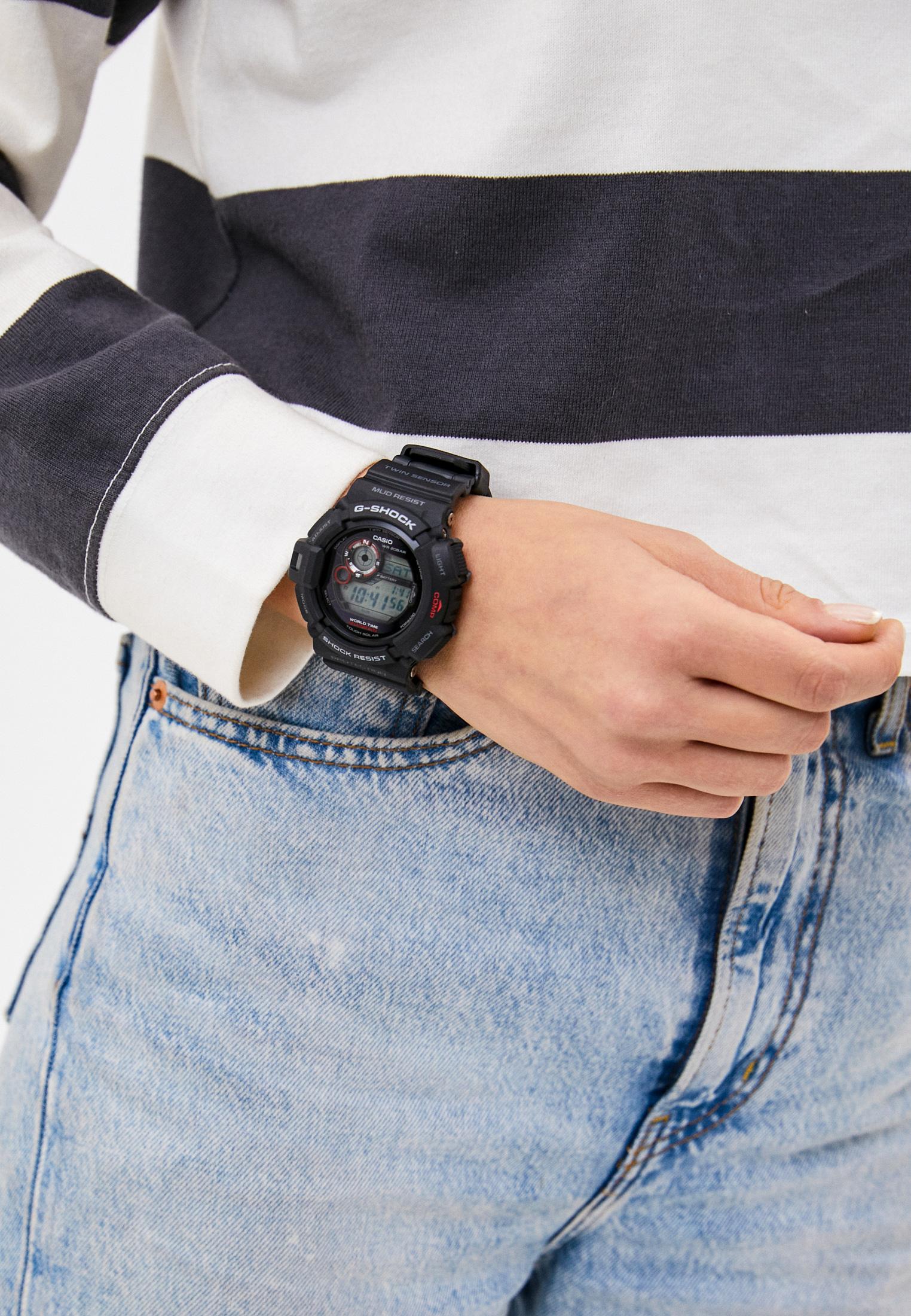Мужские часы Casio G-9300-1E: изображение 5