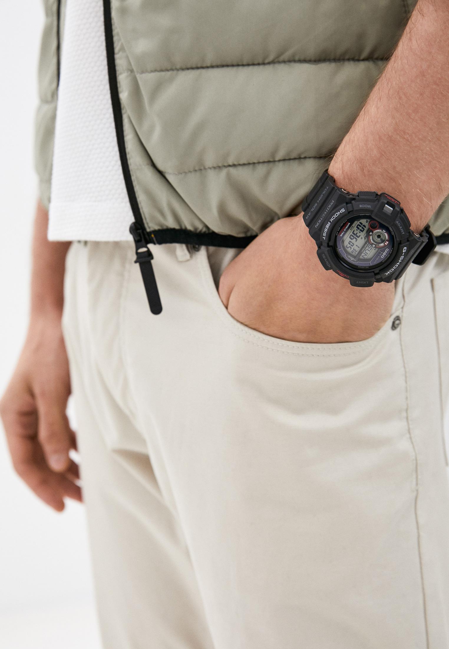 Мужские часы Casio G-9300-1E: изображение 6