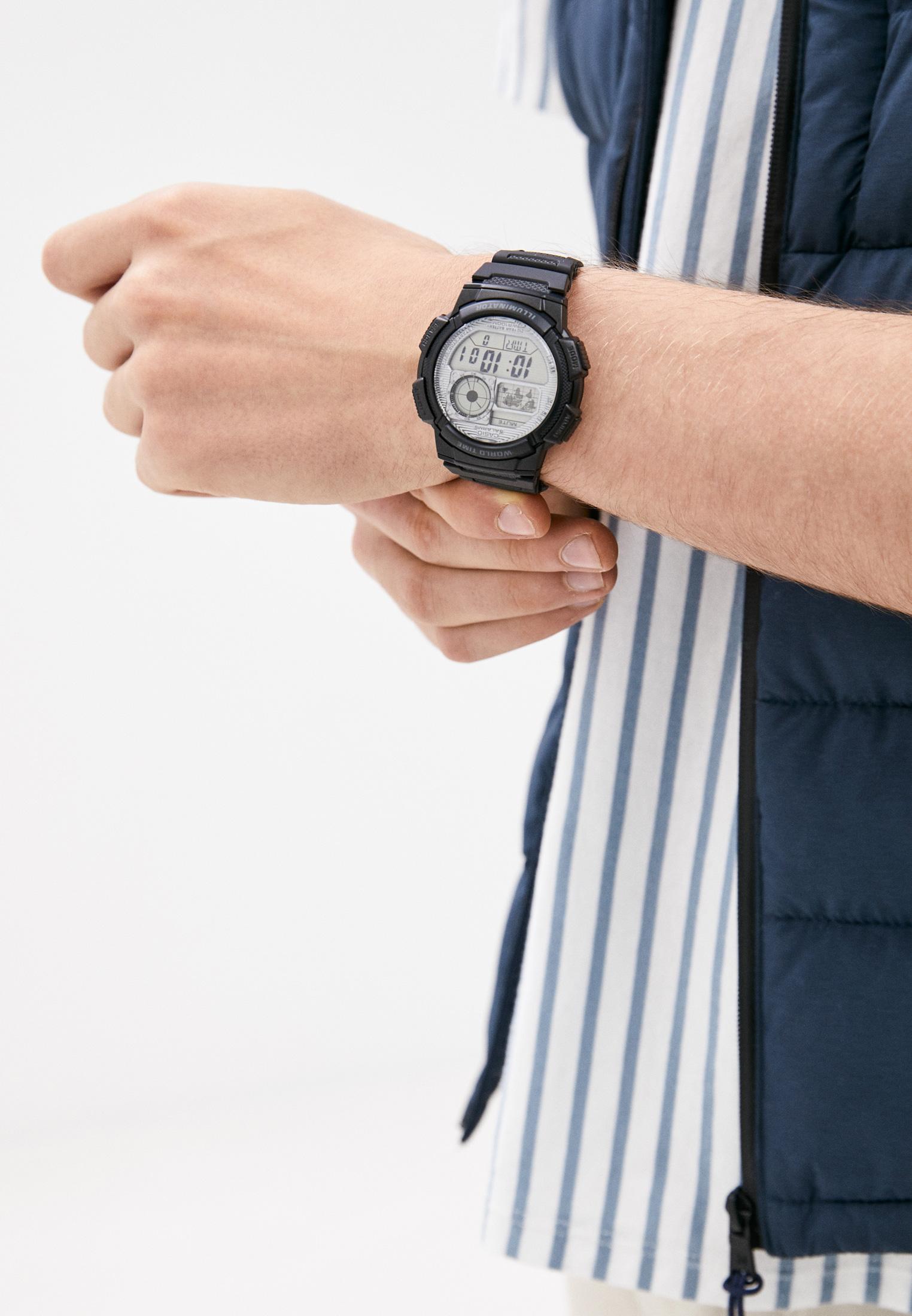 Мужские часы Casio AE-1000W-7AVEF: изображение 4