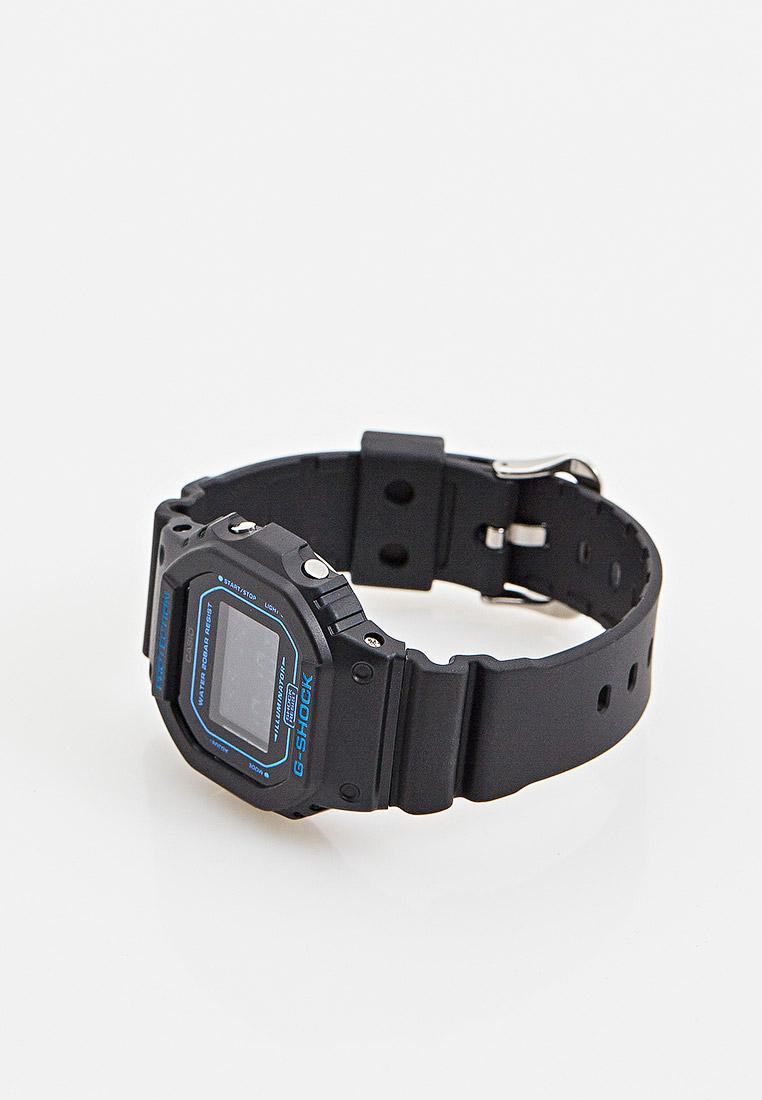 Мужские часы Casio DW-5600BBM-1ER: изображение 3