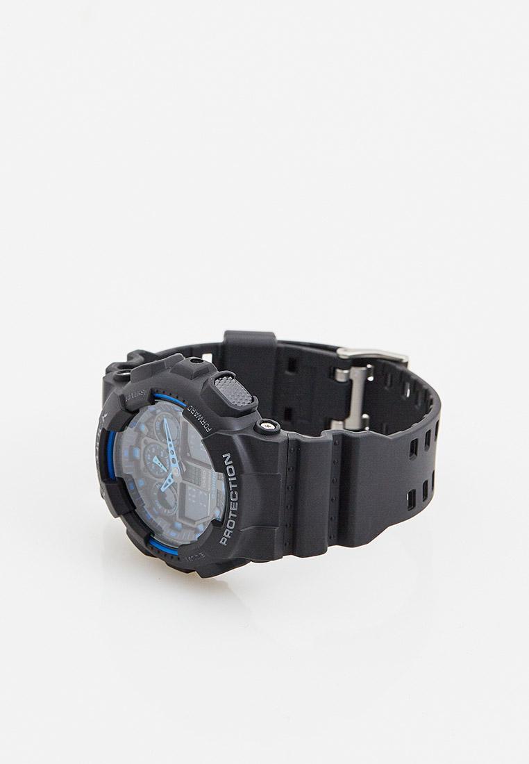 Мужские часы Casio GA-100-1A2: изображение 3
