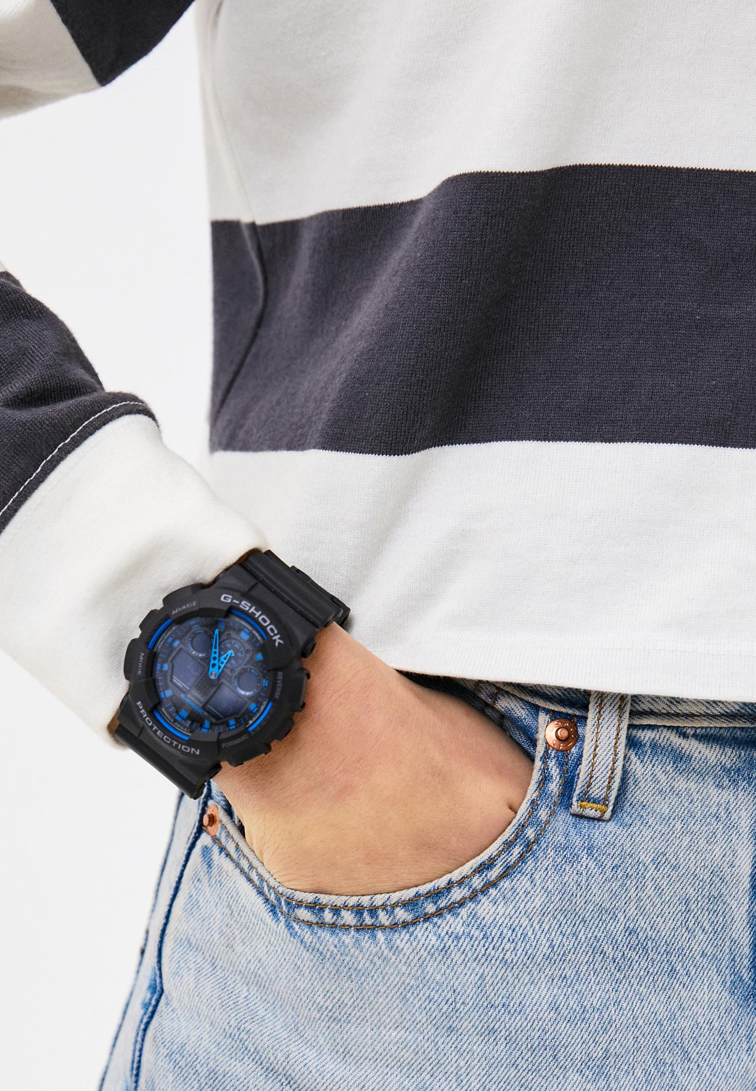 Мужские часы Casio GA-100-1A2: изображение 5