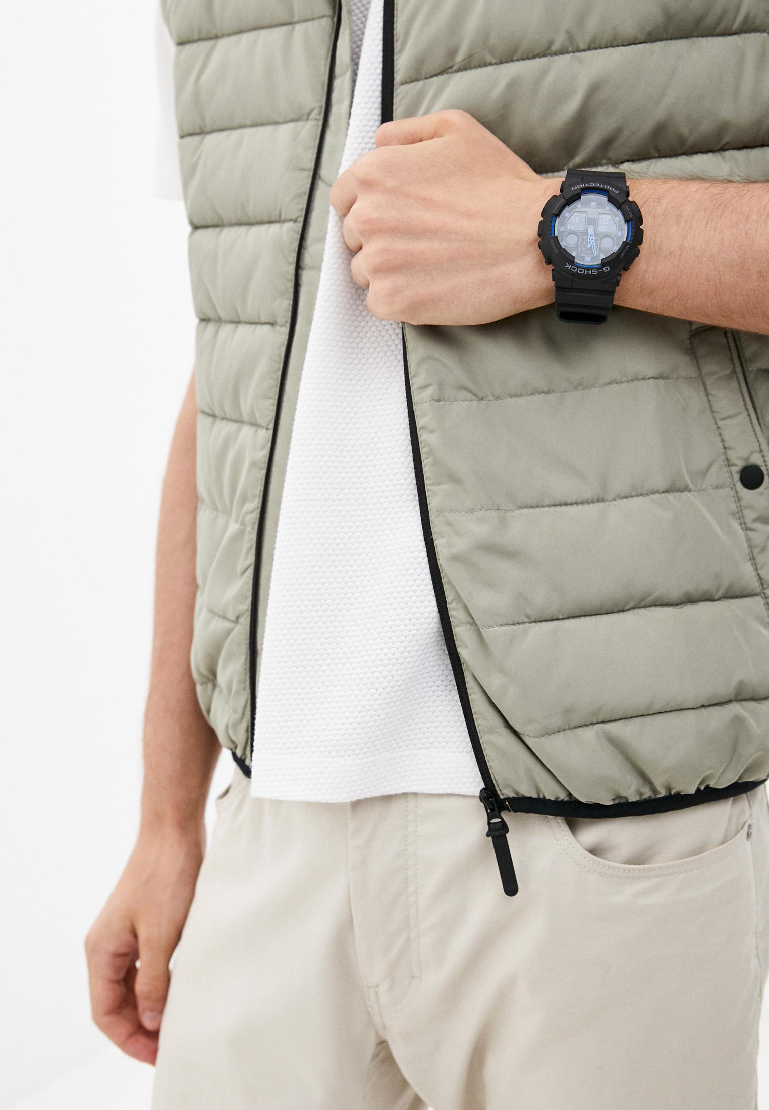 Мужские часы Casio GA-100-1A2: изображение 6