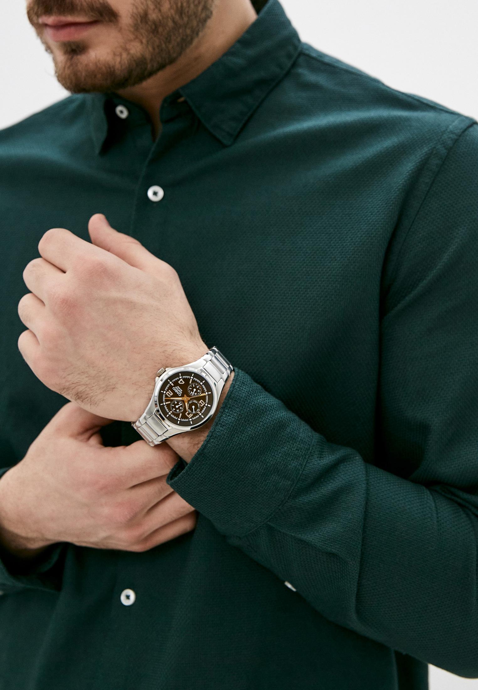 Мужские часы Casio EF-316D-1AVEG: изображение 5