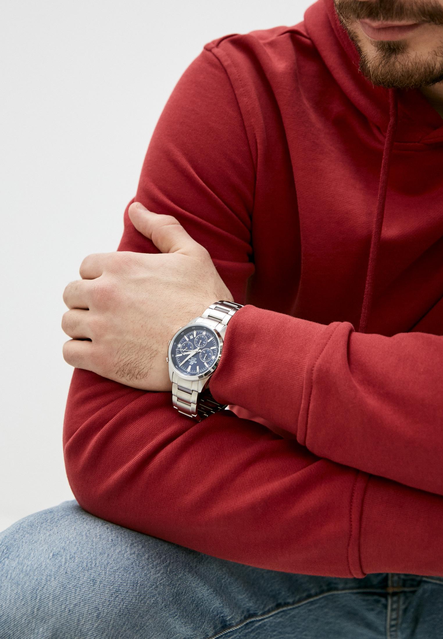 Мужские часы Casio EFR-527D-2A: изображение 5