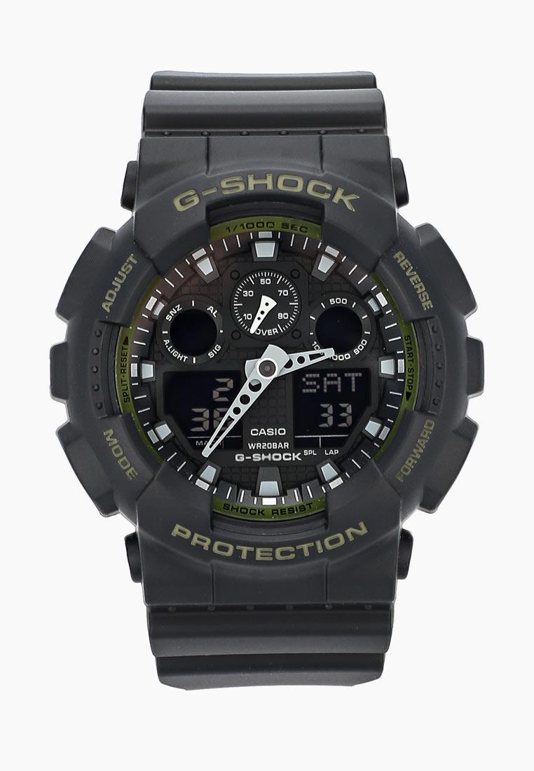 Мужские часы Casio GA-100L-1A: изображение 13