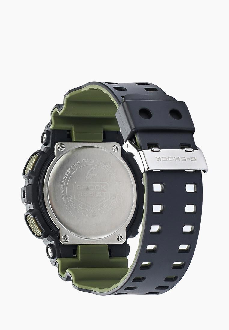 Мужские часы Casio GA-100L-1A: изображение 14