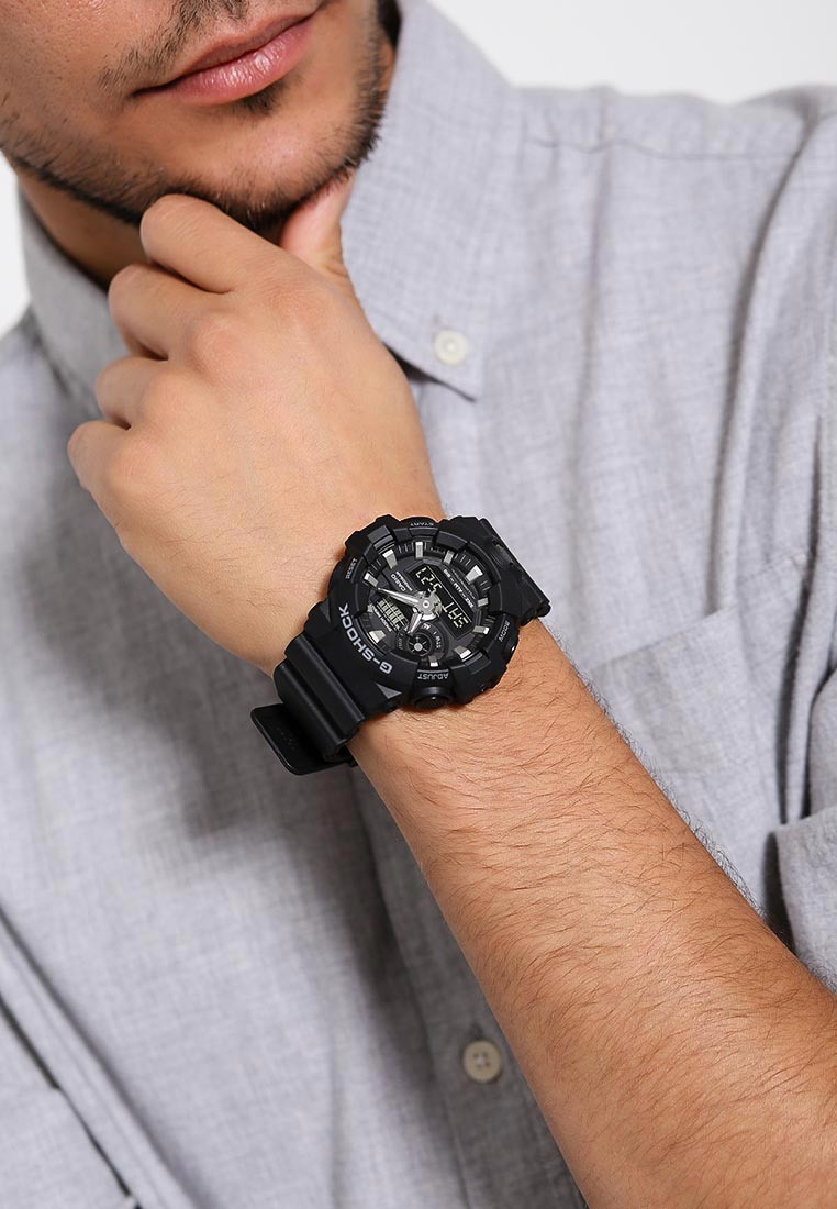 Мужские часы Casio GA-700-1B: изображение 11