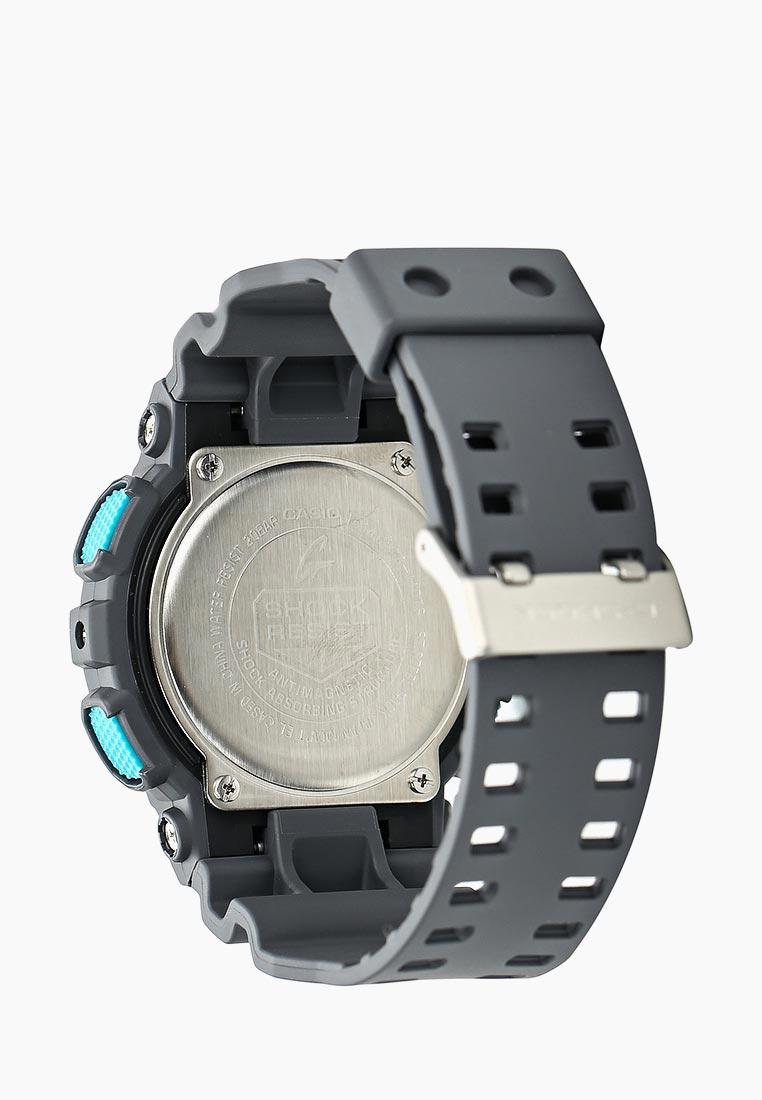 Мужские часы Casio GA-110TS-8A2: изображение 4