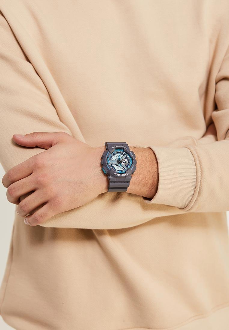 Мужские часы Casio GA-110TS-8A2: изображение 5