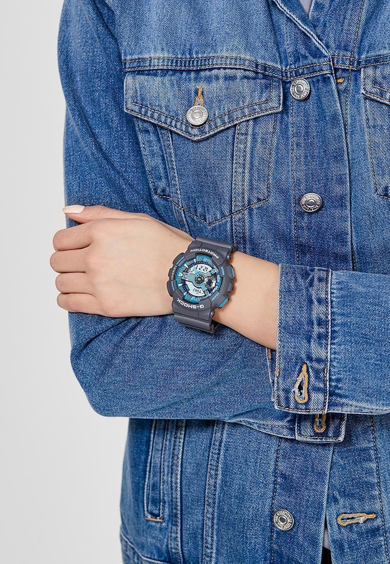 Мужские часы Casio GA-110TS-8A2: изображение 6