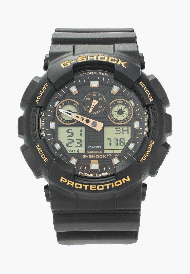 Часы Casio GA-100GBX-1A9: изображение 6