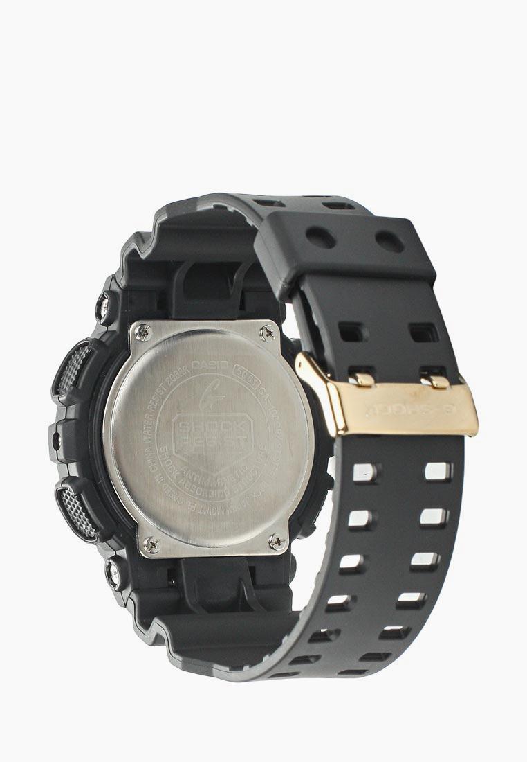 Часы Casio GA-100GBX-1A9: изображение 7