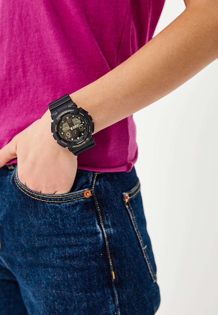Часы Casio GA-100GBX-1A9: изображение 8