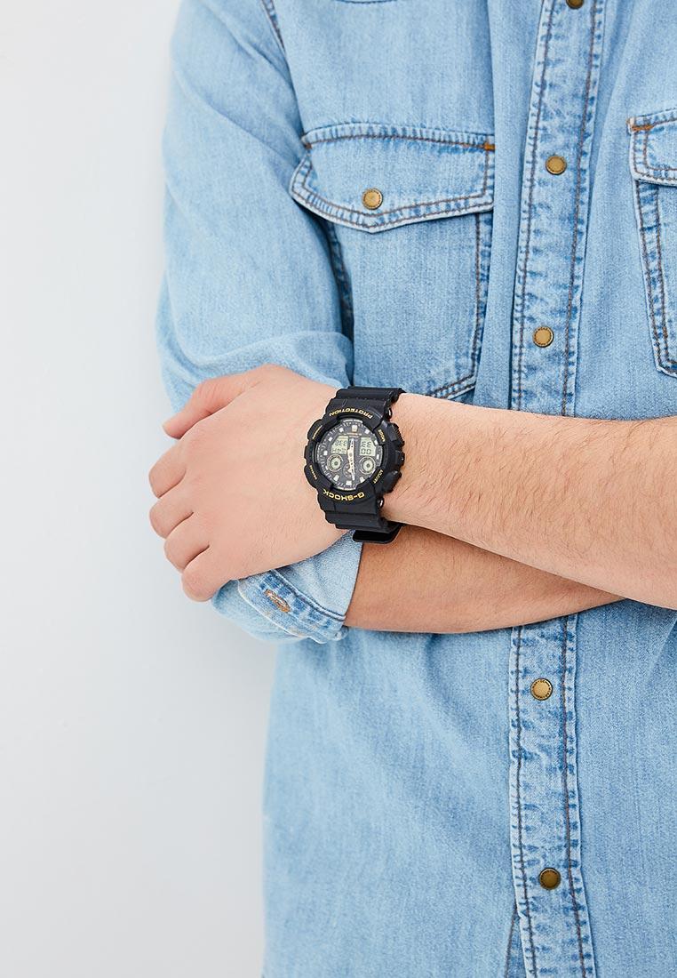 Часы Casio GA-100GBX-1A9: изображение 9