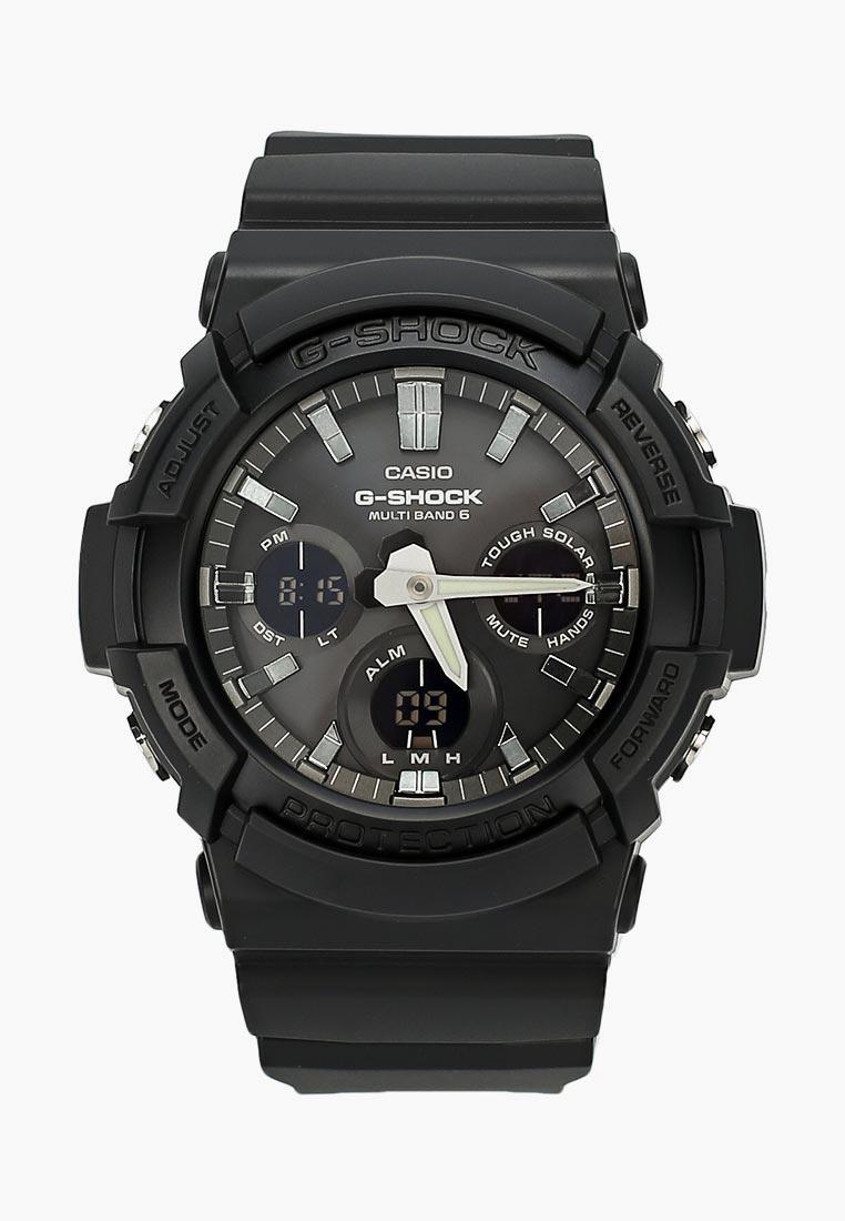 Мужские часы Casio GAW-100B-1A