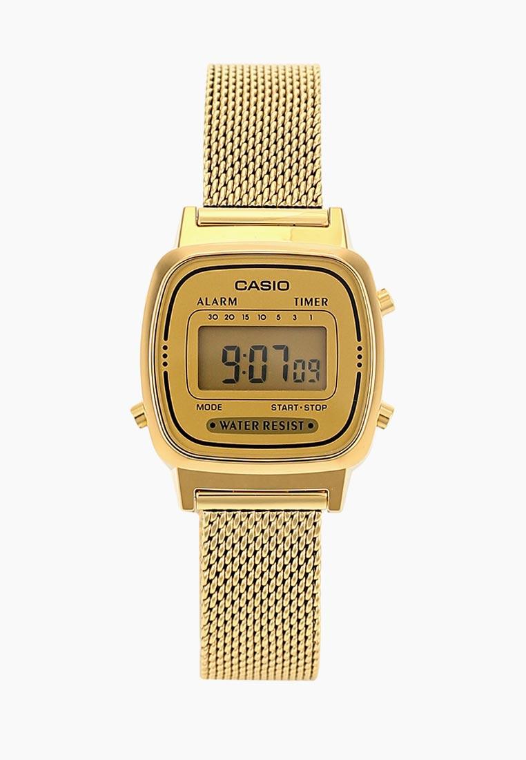 Часы Casio LA670WEMY-9E