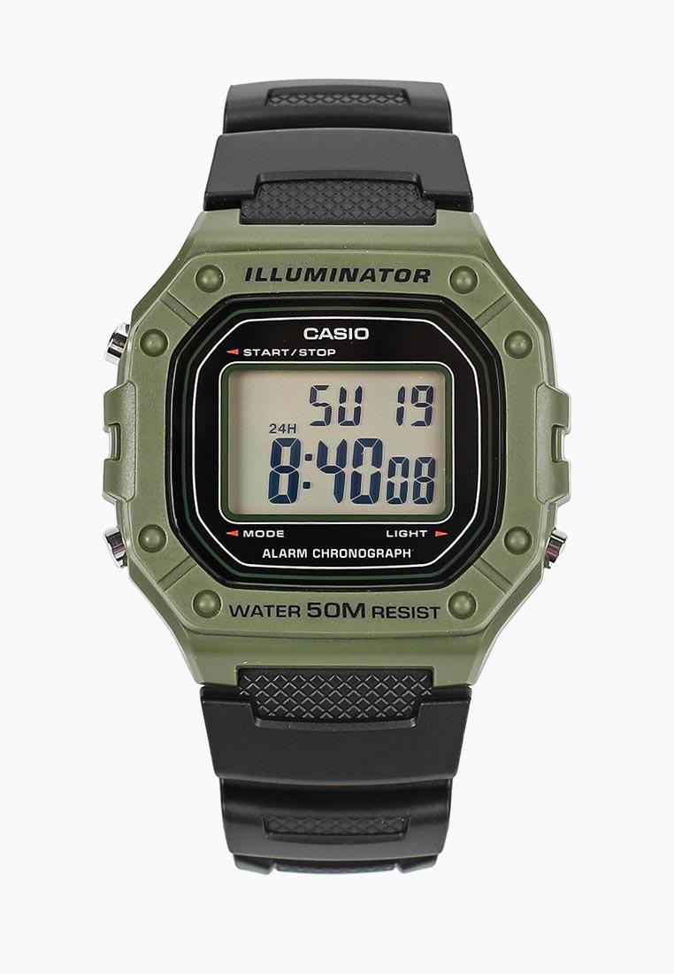 Часы Casio W-218H-3A