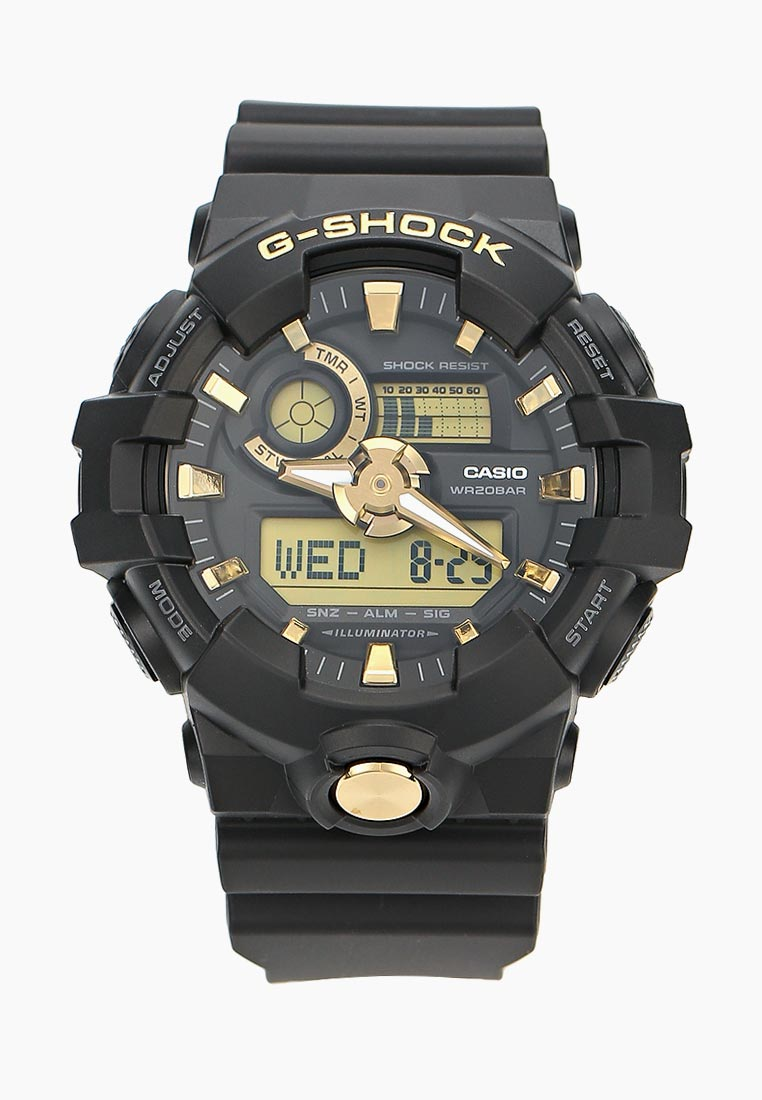 Часы Casio GA-710B-1A9
