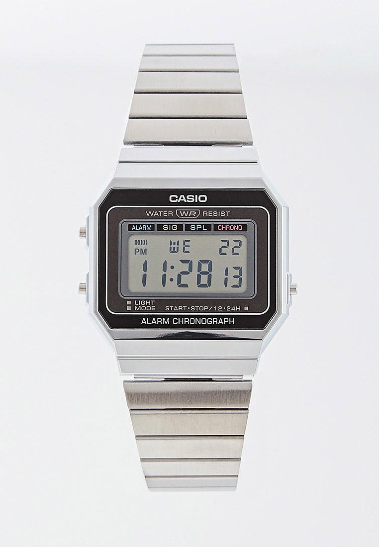 Часы Casio A700WE-1AEF: изображение 1