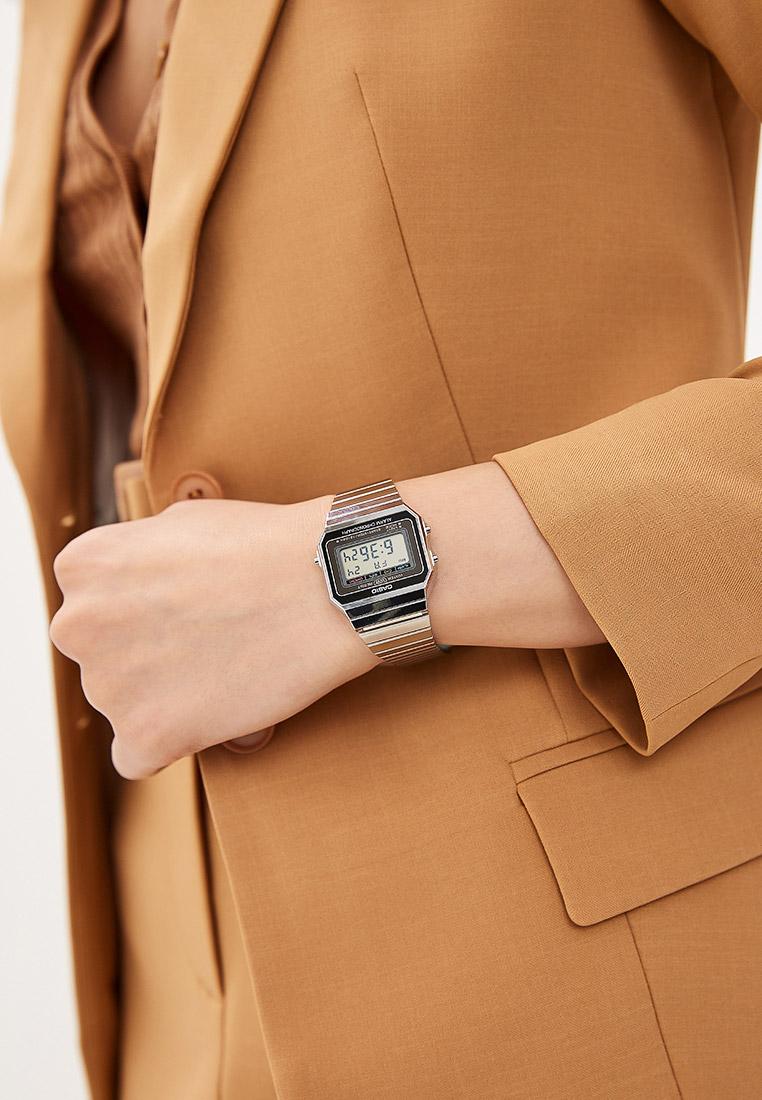 Часы Casio A700WE-1AEF: изображение 4