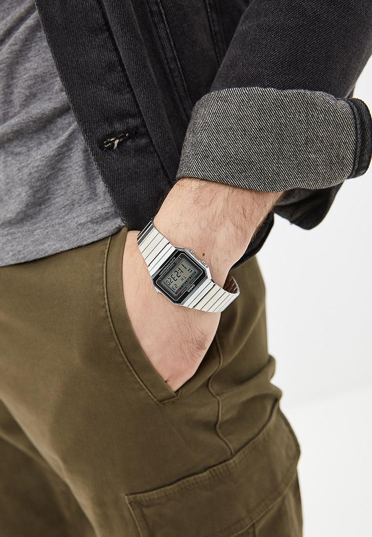 Часы Casio A700WE-1AEF: изображение 5