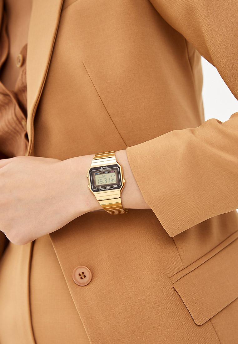 Часы Casio A700WEG-9AEF: изображение 4