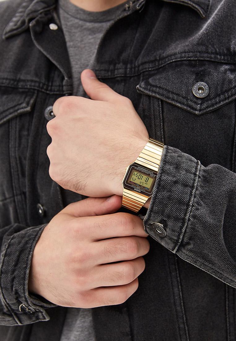 Часы Casio A700WEG-9AEF: изображение 5