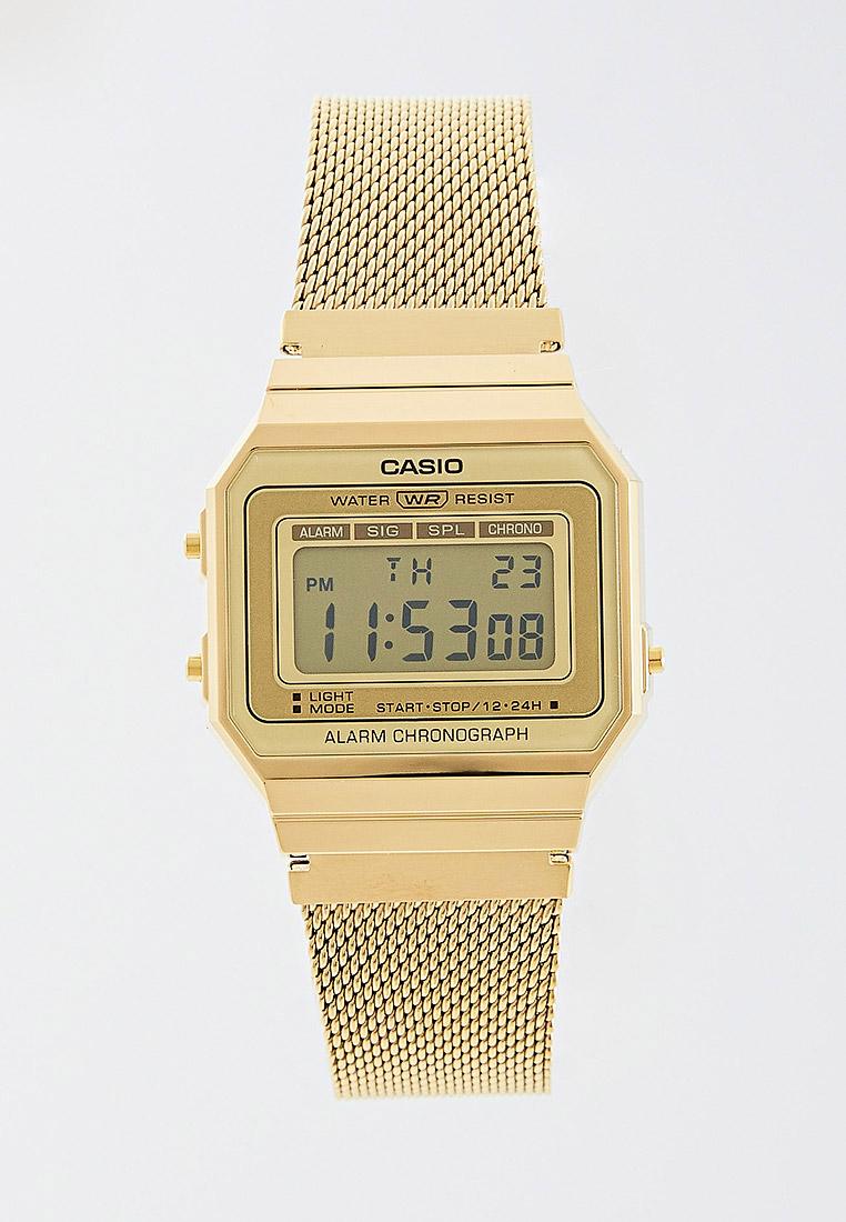 Мужские часы Casio A700WEMG-9AEF