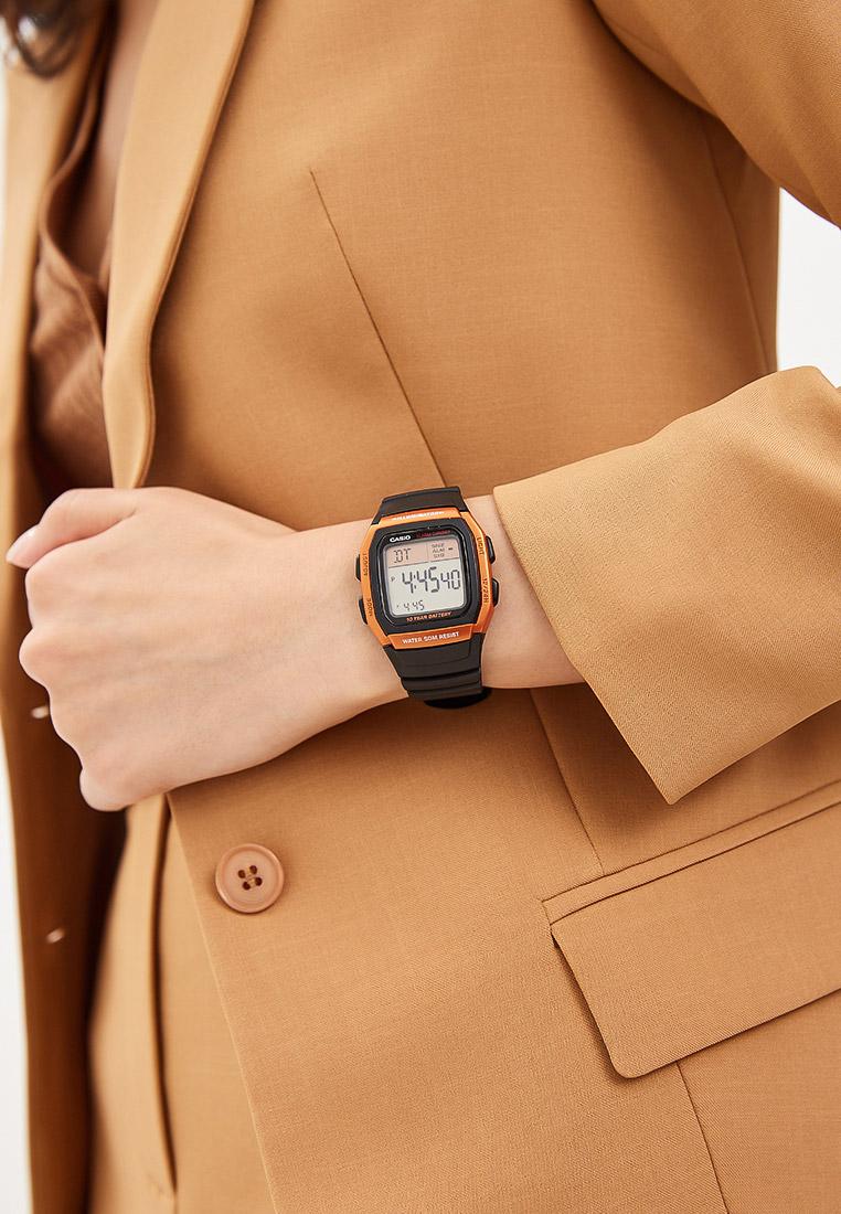 Часы Casio W-96H-4A2VEF: изображение 4