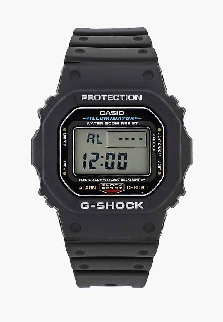 Мужские часы Casio DW-5600E-1V: изображение 9