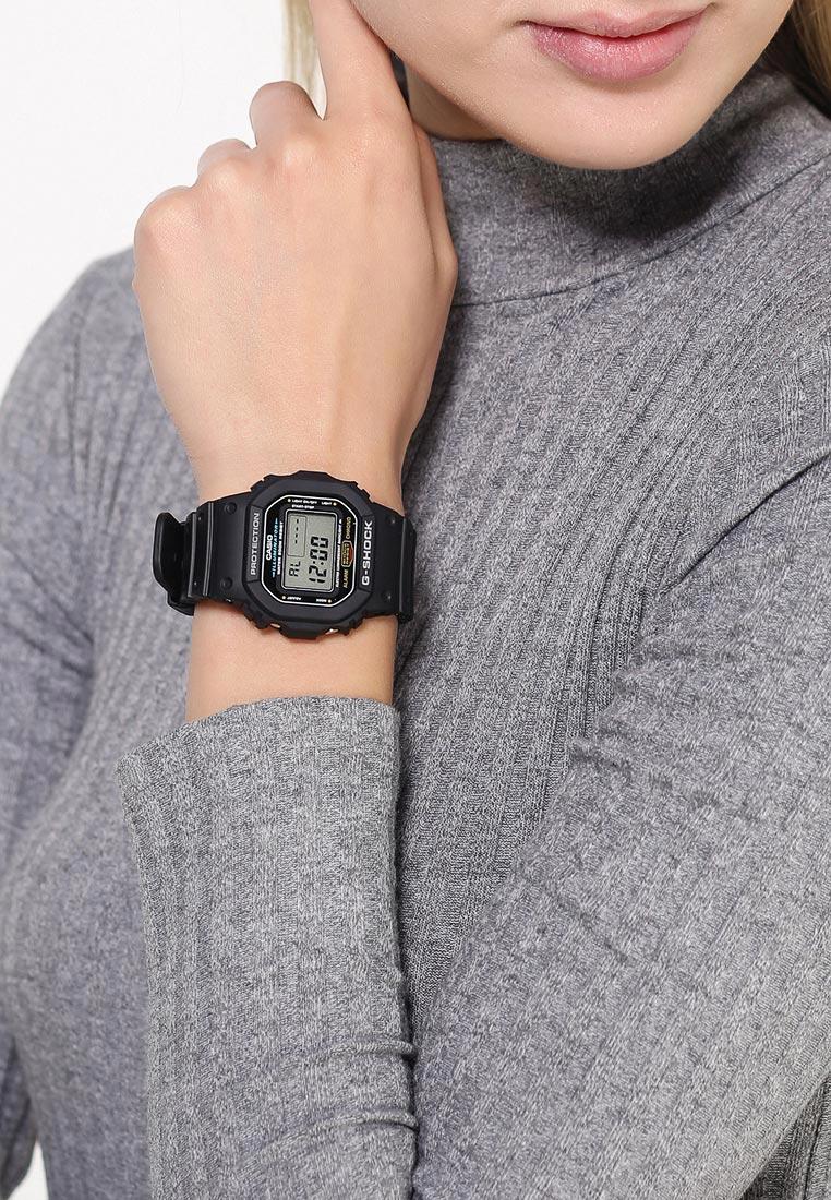 Мужские часы Casio DW-5600E-1V: изображение 11