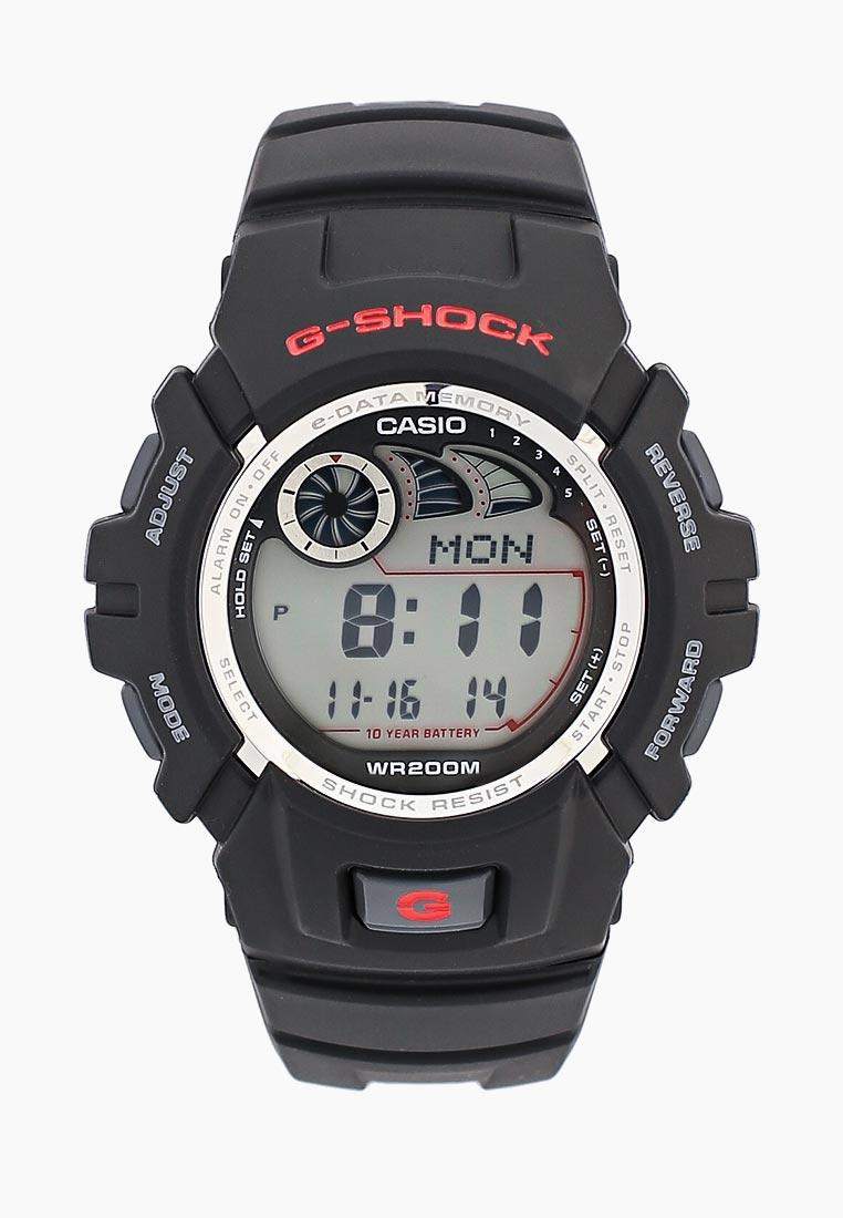 Мужские часы Casio G-2900F-1V: изображение 3