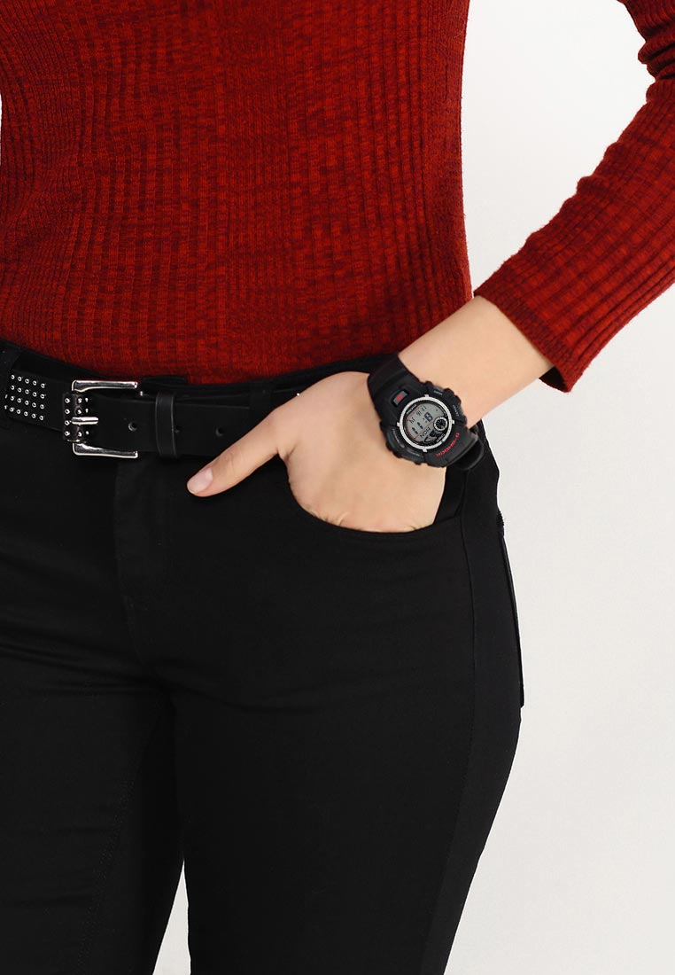 Мужские часы Casio G-2900F-1V: изображение 5