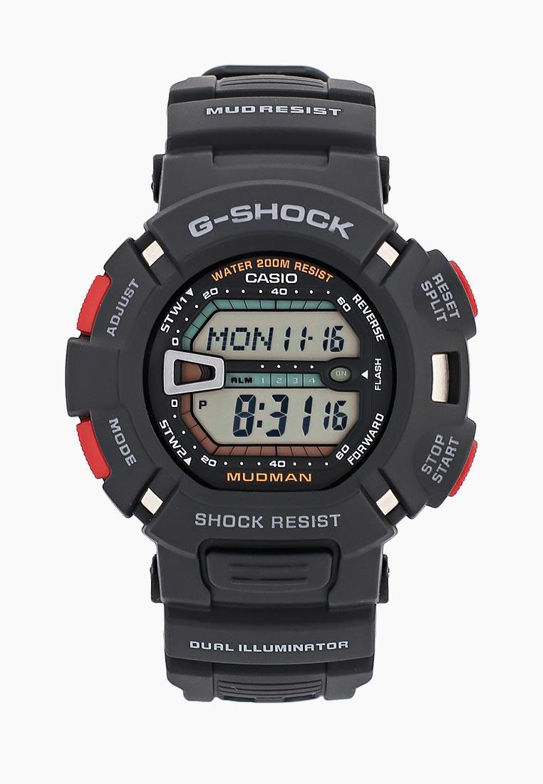 Часы Casio G-9000-1V: изображение 3