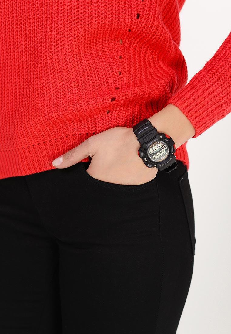 Часы Casio G-9000-1V: изображение 5
