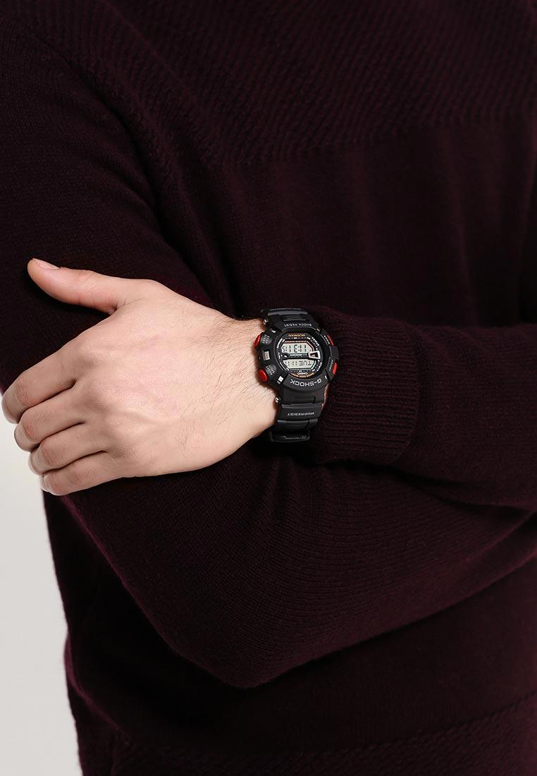 Часы Casio G-9000-1V: изображение 6