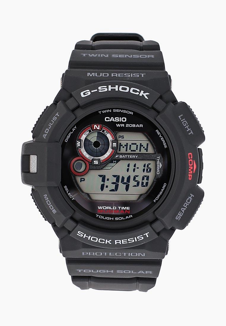 Мужские часы Casio G-9300-1E: изображение 9