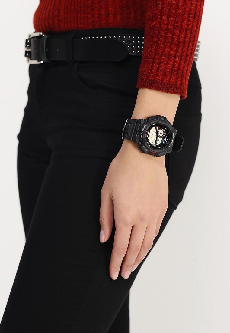 Мужские часы Casio G-9300-1E: изображение 11