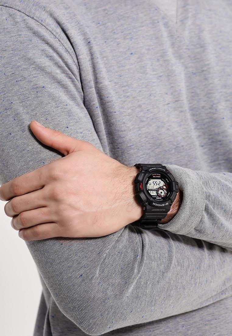 Мужские часы Casio G-9300-1E: изображение 12