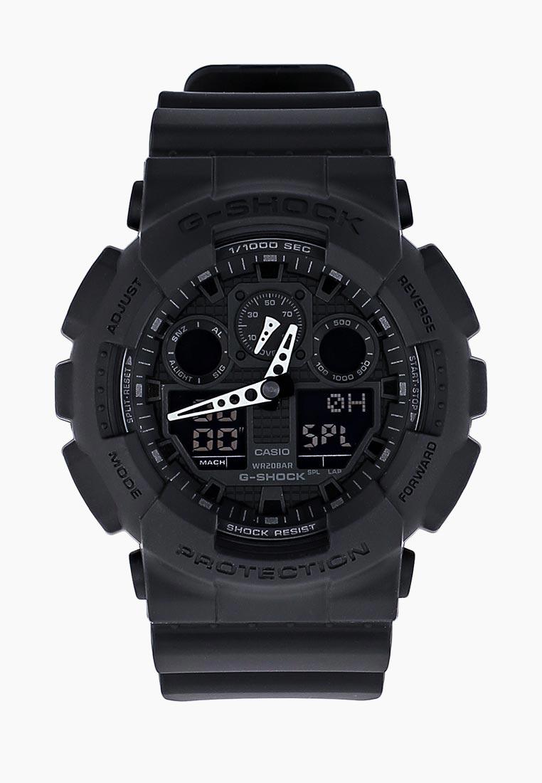Часы Casio GA-100-1A1: изображение 7