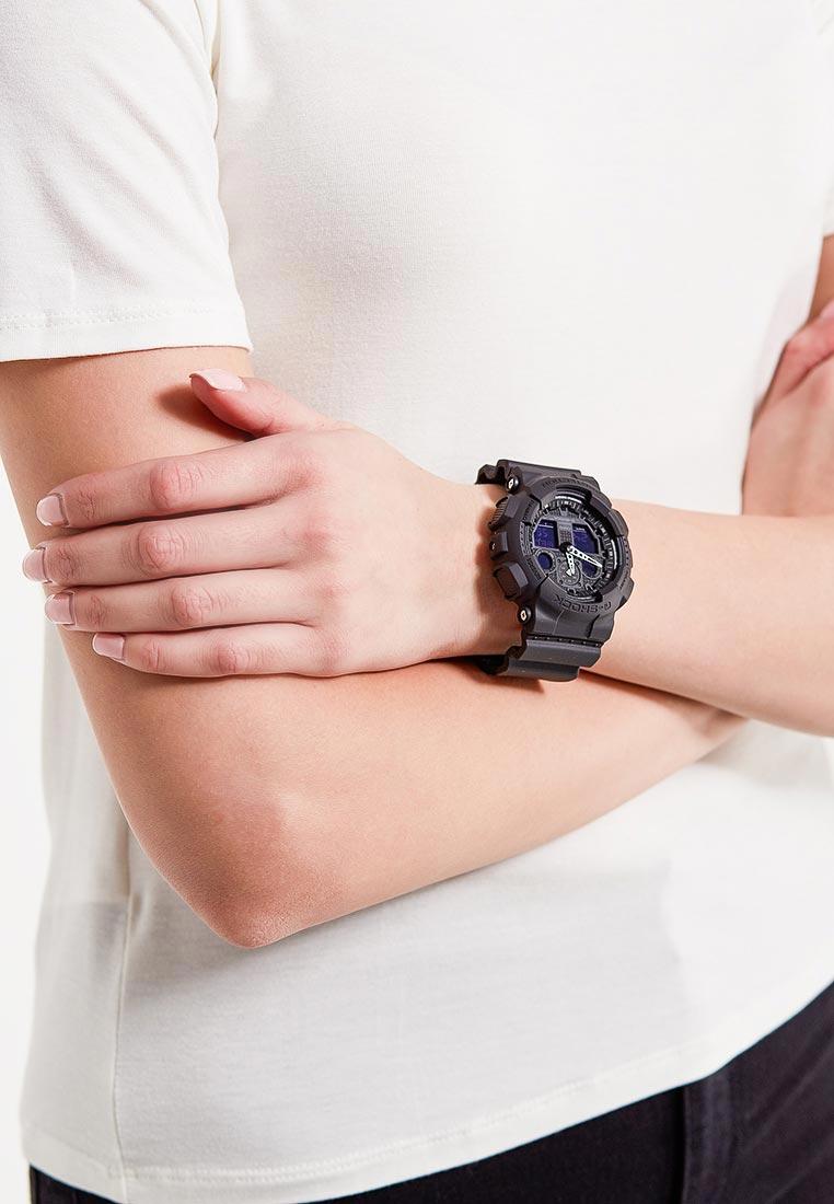 Часы Casio GA-100-1A1: изображение 9