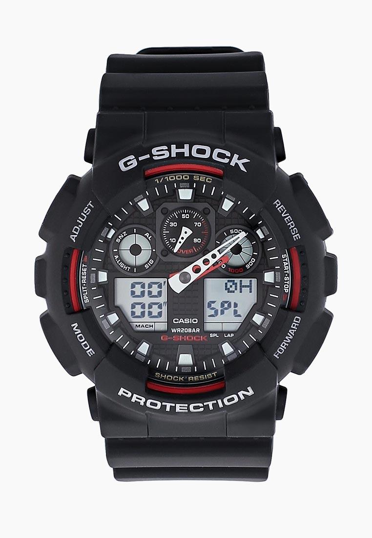Мужские часы Casio GA-100-1A4: изображение 7