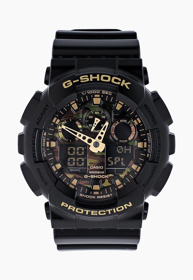 Часы Casio GA-100CF-1A9: изображение 3