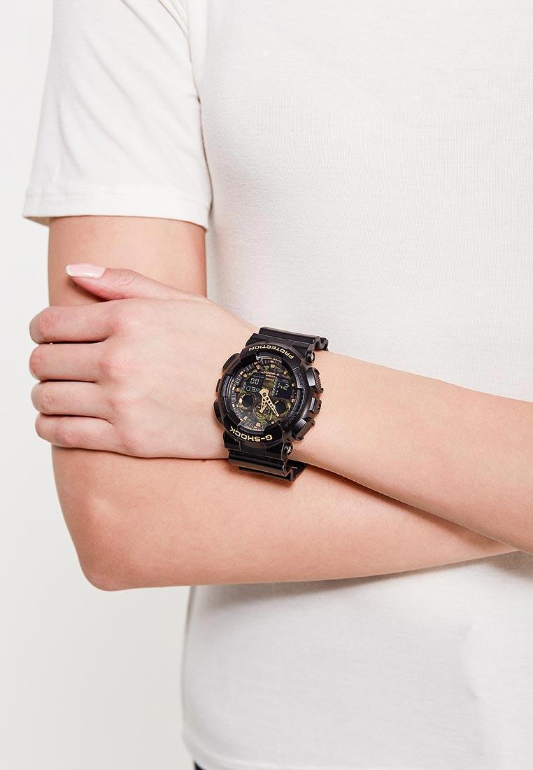 Часы Casio GA-100CF-1A9: изображение 5