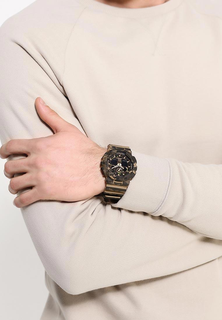 Часы Casio GA-100CM-5A: изображение 3