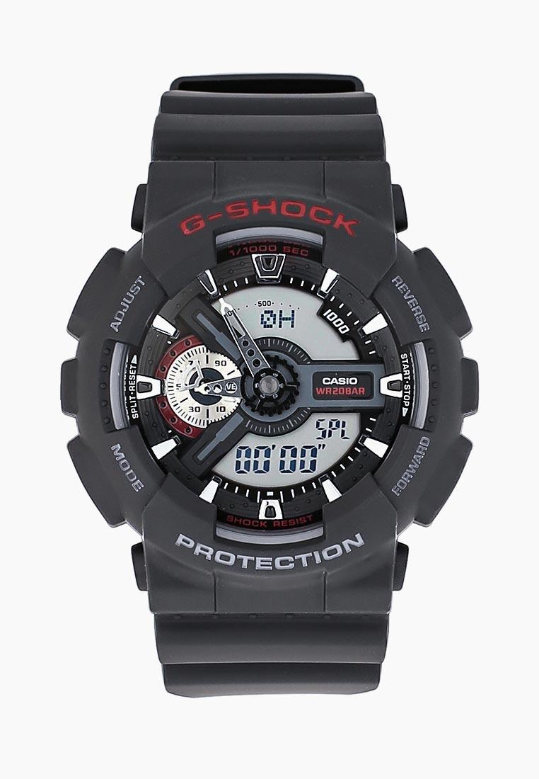 Мужские часы Casio GA-110-1A: изображение 7